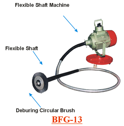 Flexible Shaft Grinders, Flexible Shafts, Tool Holders, Flexible Shaft Machine, Flexible Grinder Shaft Machine, Grinder Machine, Single Speed Flexible Shaft Grinders, Mumbai, India